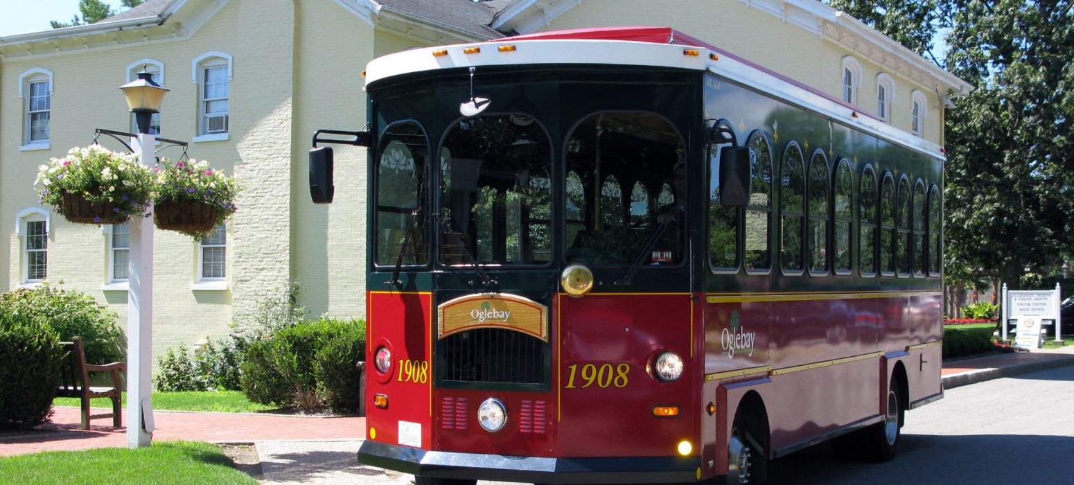 Trolley Tours header photo
