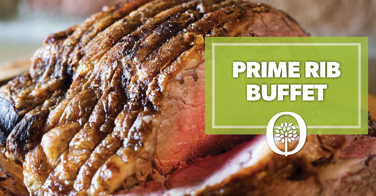 Saturday Night Prime Rib Buffet header photo