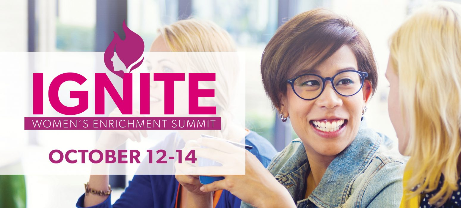 IGNITE Women's Enrichment Summit header photo