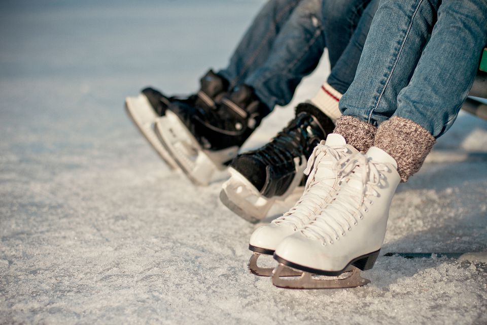 Special Friday Ice Skate Session header photo