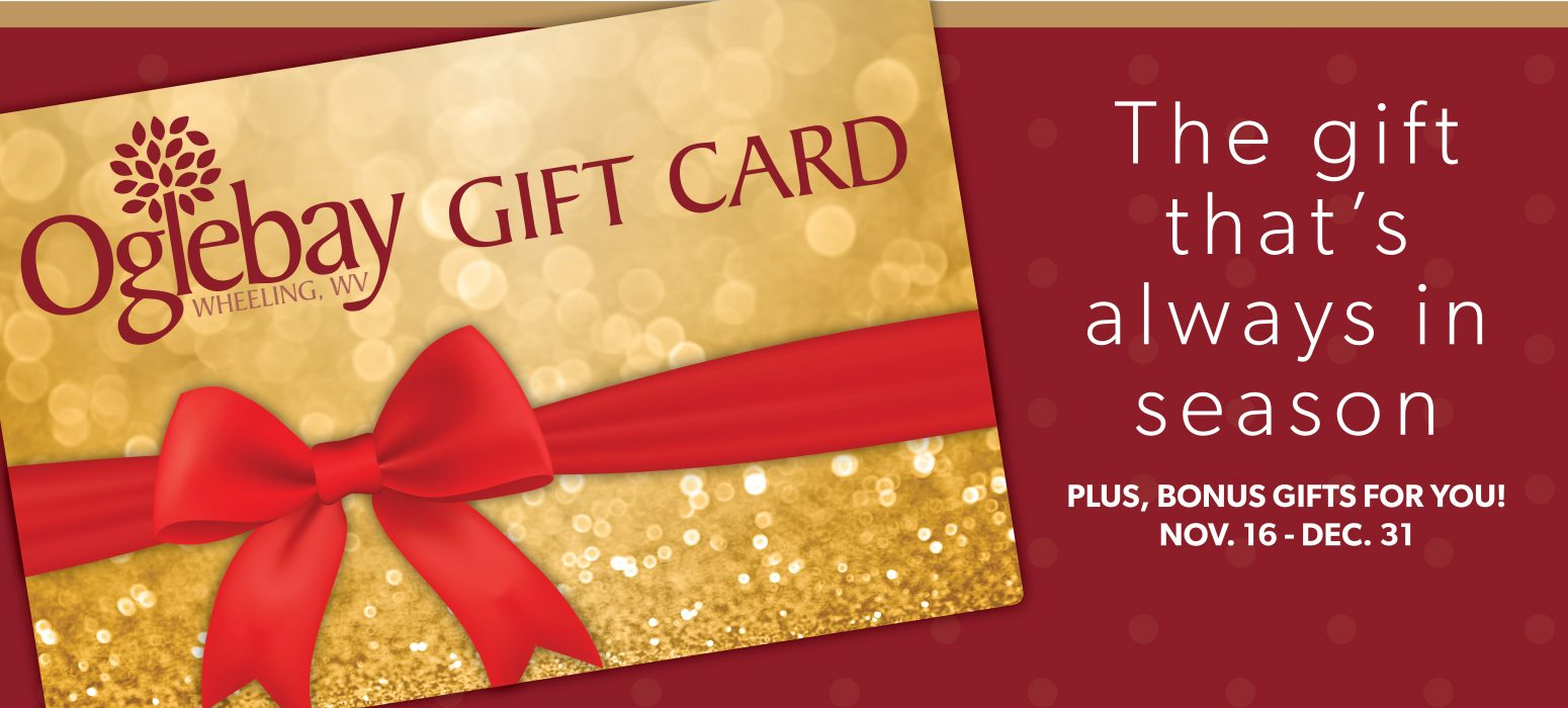 Holiday Gift Card Promotion header photo