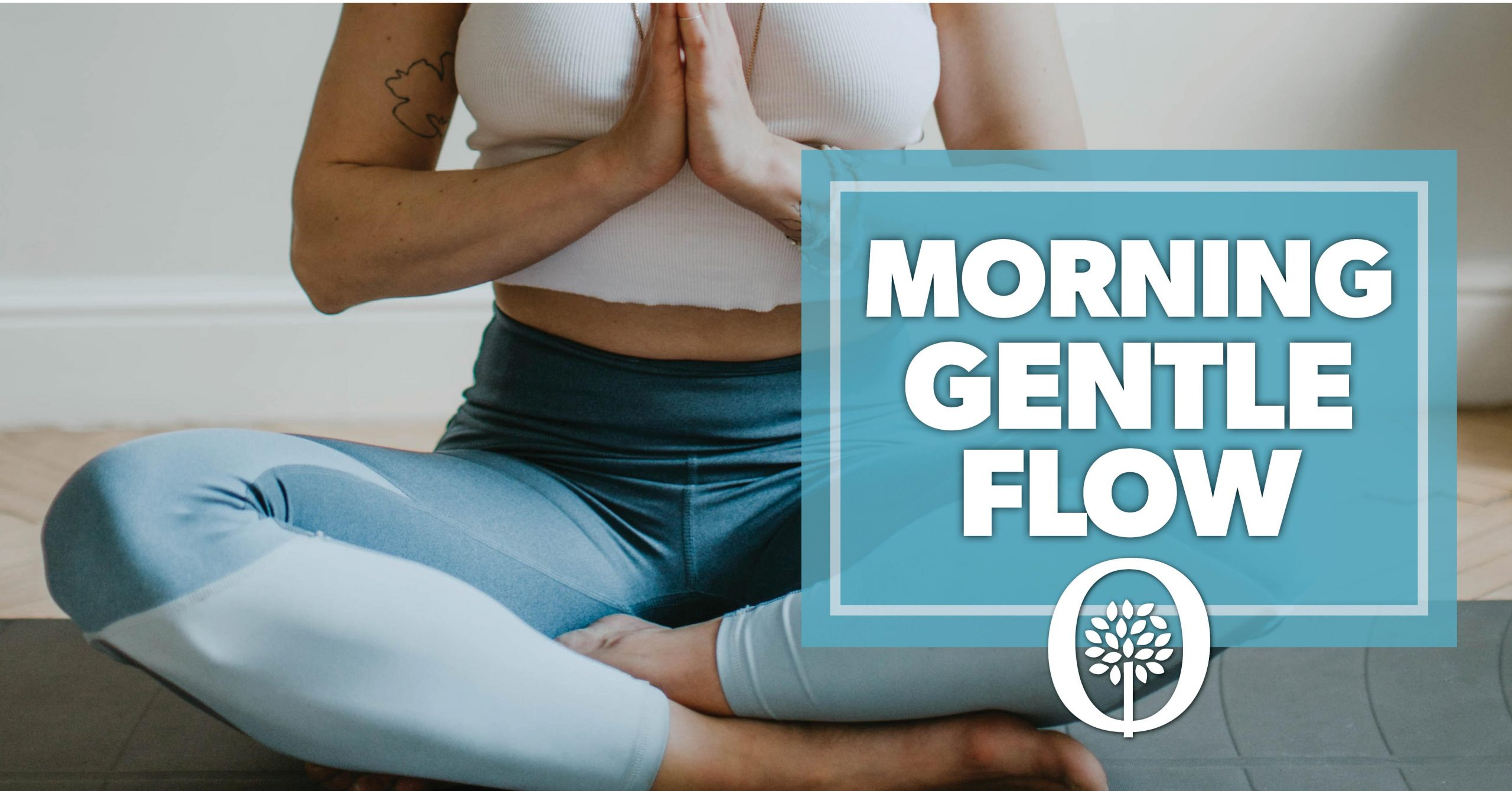Morning Gentle Flow Yoga header photo
