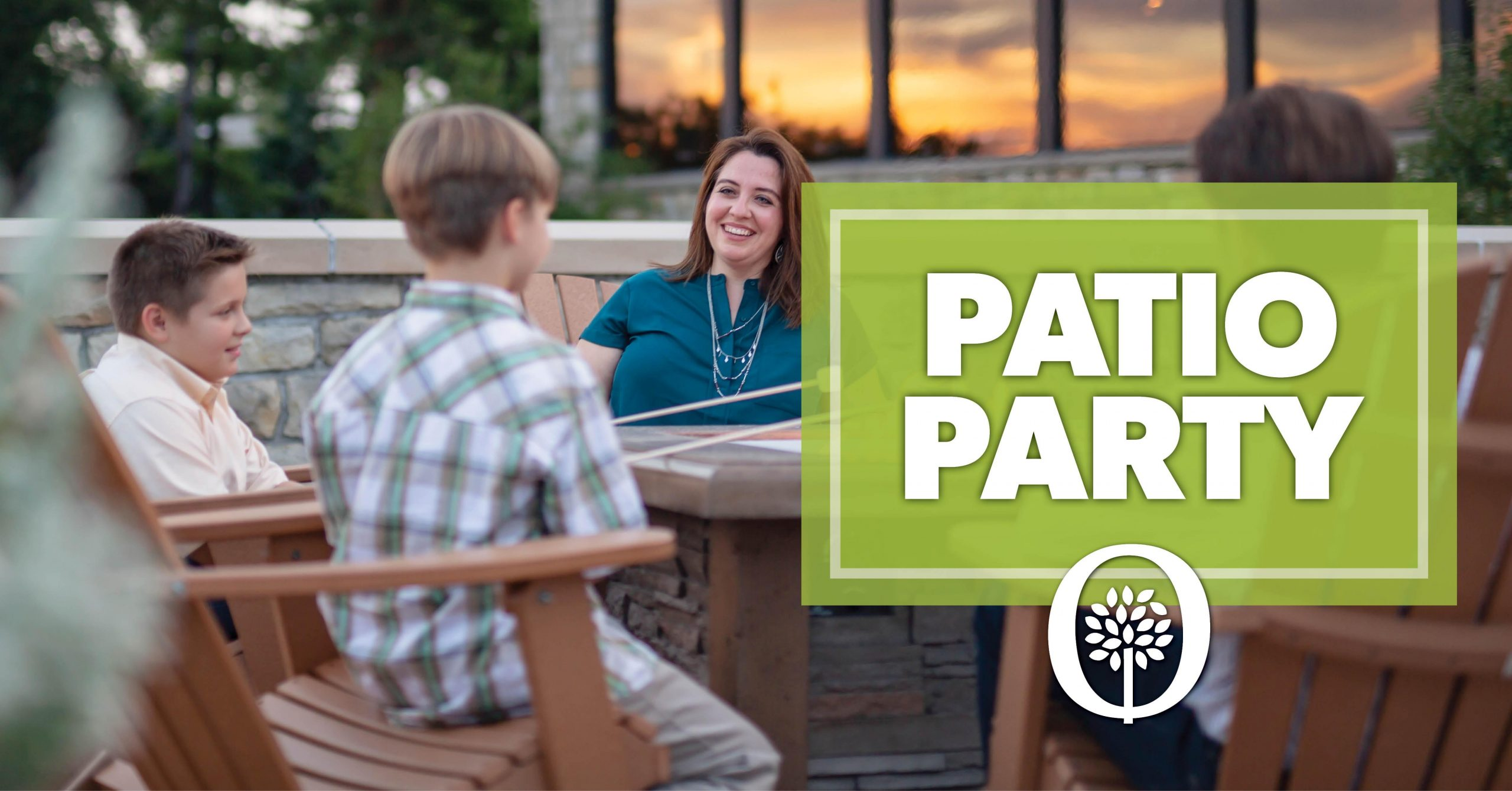 Patio Party header photo